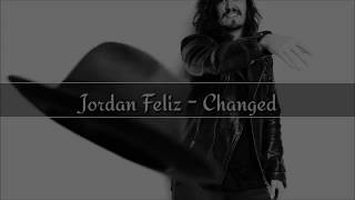 Jordan Feliz - Changed lyrics