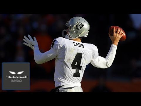 Should Derek Carr be the highest paid player in the NFL?