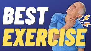 Absolute Best Exercise for Pinched Nerve, Neck Pain- McKenzie Method