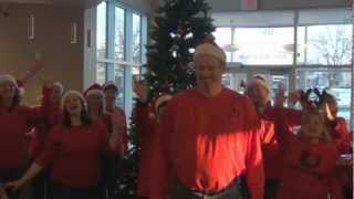 All I Want For Christmas Is You- Lip Dub- Best Advantage Credit Union