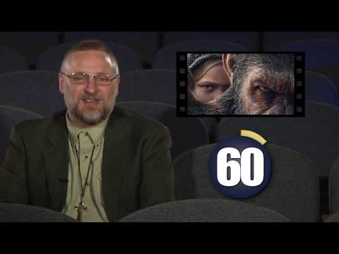 REEL FAITH 60 Second Review of WAR FOR THE PLANET OF THE APES