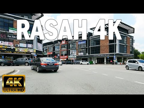 RASAH 4K 60FPS - OUTSKIRTS OF SEREMBAN
