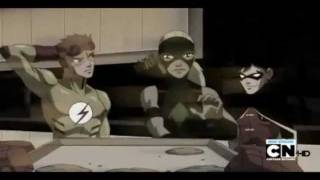 Young Justice Girls - Sexy, Naughty, Bitchy