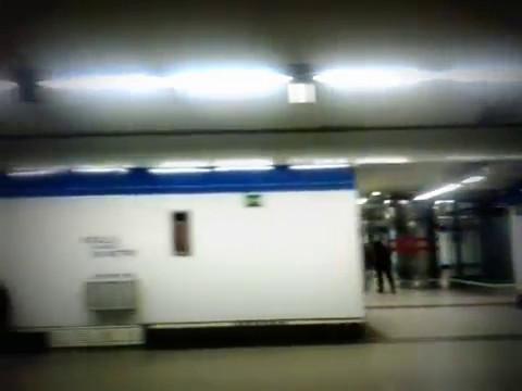Metro de madrid l10 santiago bernab u nuevos for Puerta 8 bernabeu