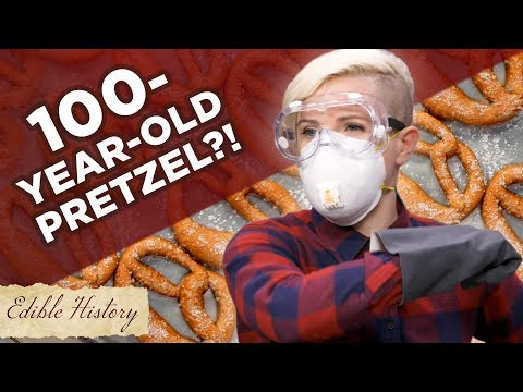 I Tried To Make A 100-Year-Old Pretzel Recipe • Tasty