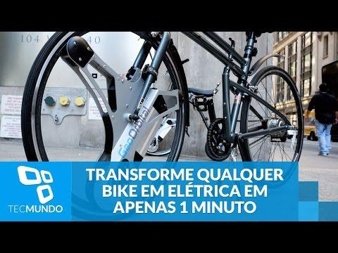 Quer Transformar Qualquer Bike Em Eletrica Em Apenas 1 Minuto