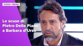 Le Scuse Di Pietro Delle Piane A Barbara D'urso