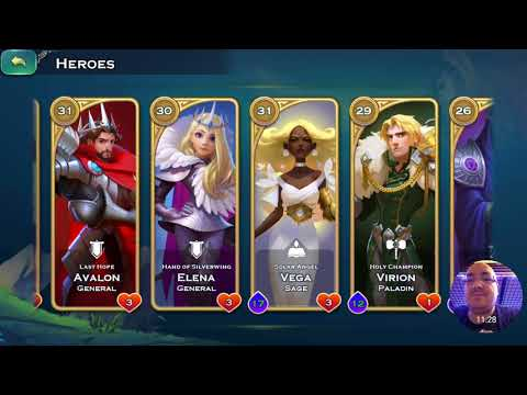 Art of Conquest(AoC) tips, About heroes, heroes ability's setup, which are best human heroes