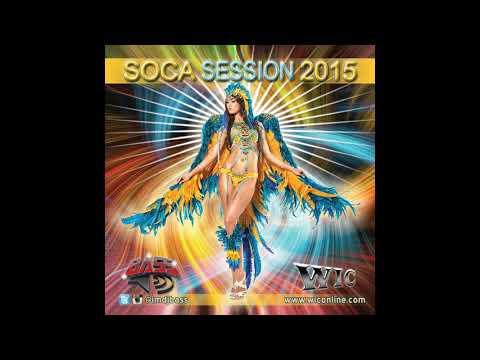 Soca Session 2015 By DJ BASS Single Track