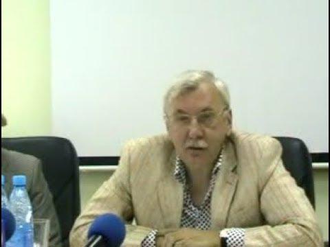 """Круглый стол """"СМИ Украины и России: шаги навстречу"""" (9 июня 2009 года)."""
