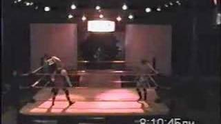 Jerry Brown vs. Kris Katera vs. Frankie Fisher pt. 1