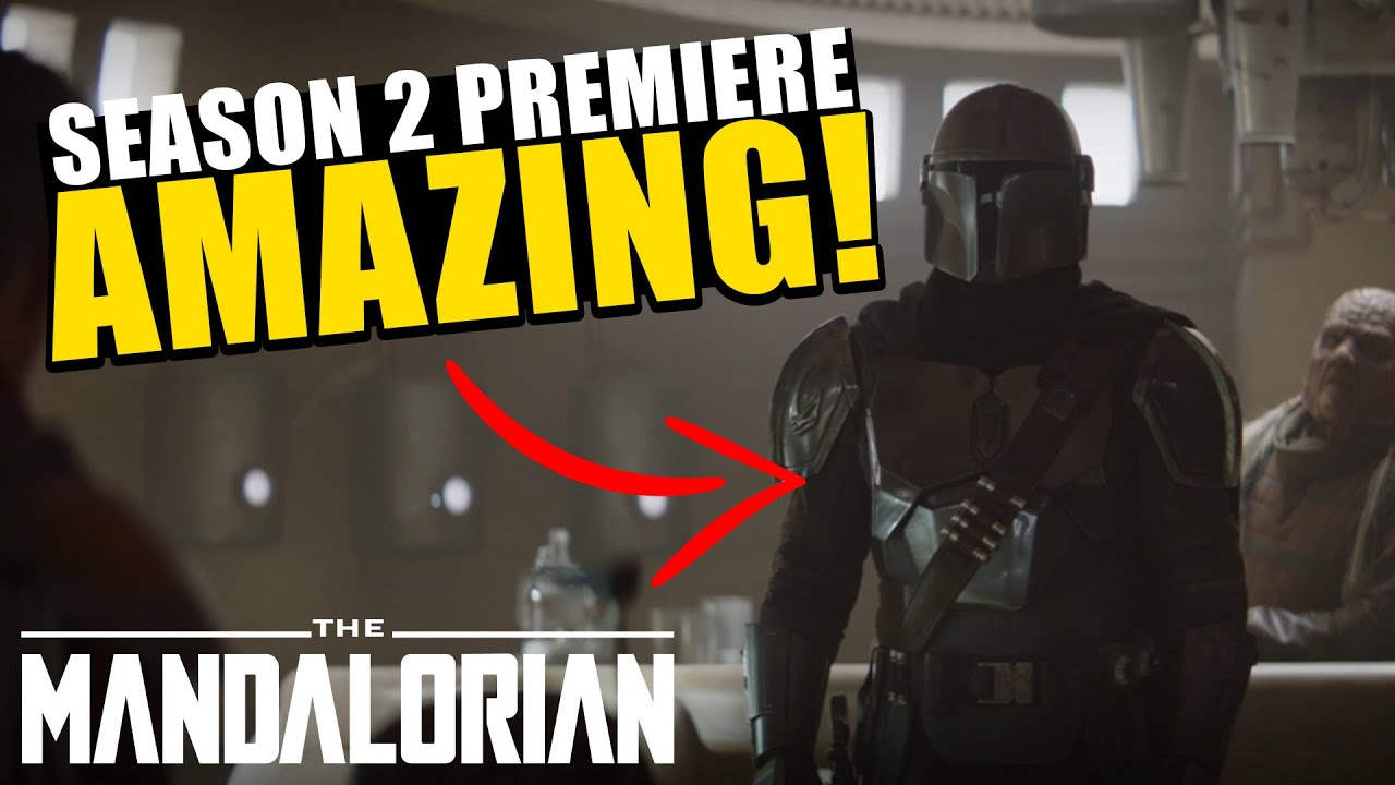 The Mandalorian season 2 Review: The less like Star Wars it is, the ...