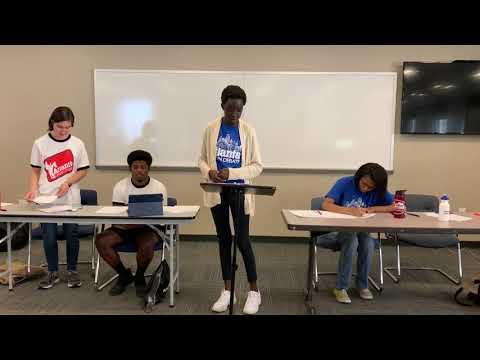 2019- 2020 Atlanta Urban Debate League Demo Debate