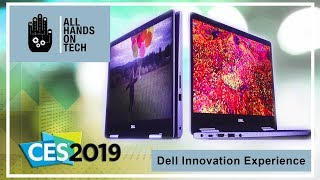 Dell unveils Latitude 7400 and XPS 13 - All Hands on Tech at CES 2019