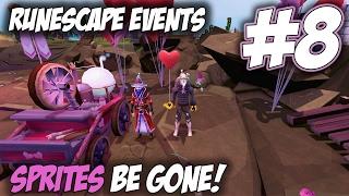 Runescape Events | Episode 8 [SPRITES BE GONE! VALENTINES PART 2] Runescape 3 Gameplay