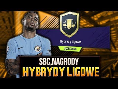 FIFA 18 - [JAK ZROBIĆ SBC? #02] - HYBRYDY LIGOWE, WALKOUT W PACZCE !! /Miki