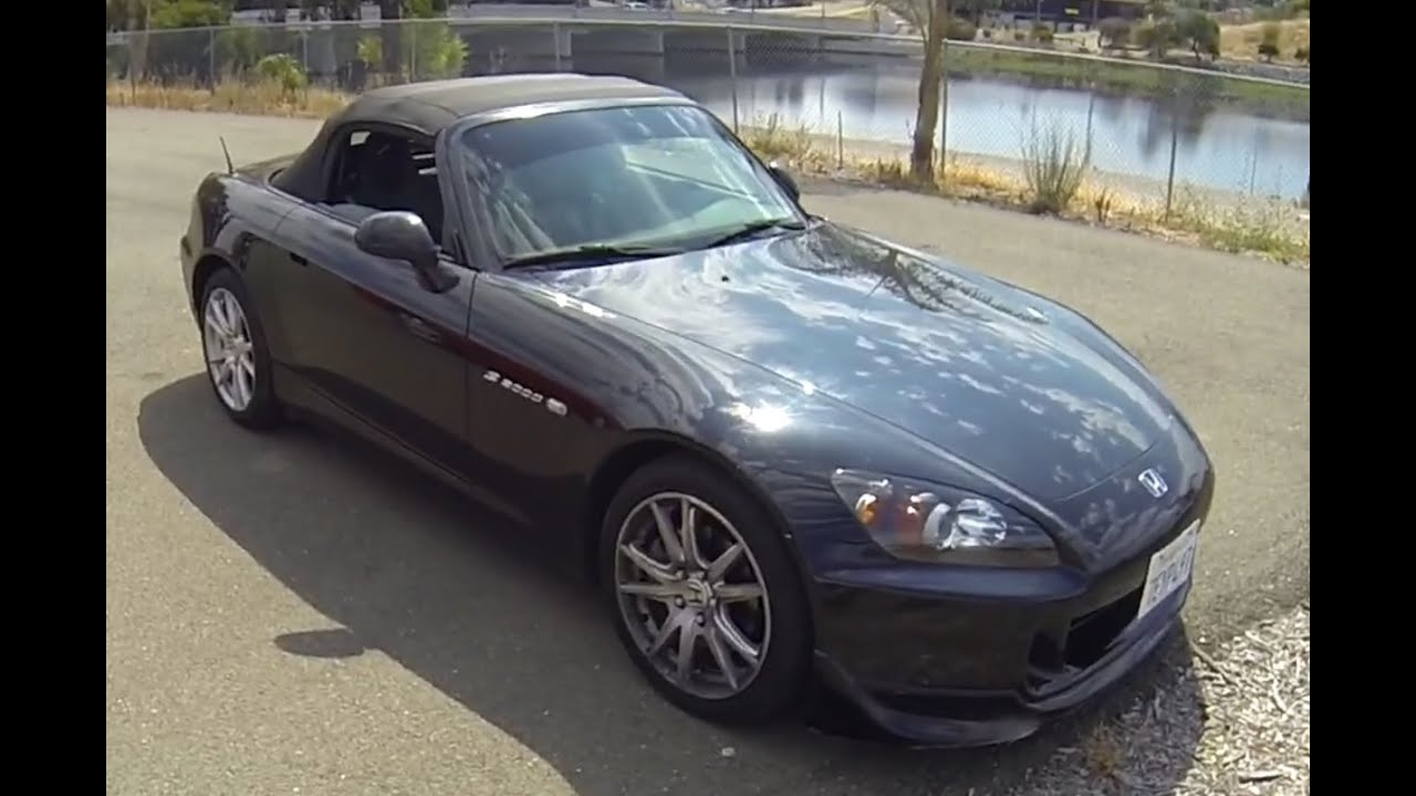 2005 honda s2000 ap2 pov test drive youtube. Black Bedroom Furniture Sets. Home Design Ideas