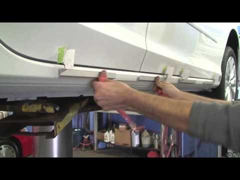 Episode #248 - 9th Generation Honda Accord Sedan Side Underbody Spoiler Installation