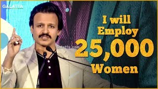 Vivegam Star Vivek Oberoi has plans to employ 25,000 women | V Care | RK | Vivek Oberoi Shampoo