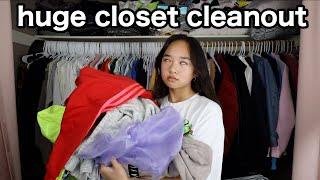 HUGE CLOSET CLEANOUT 2020   Nicole Laeno