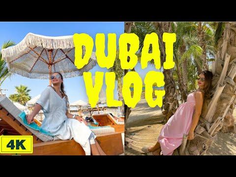 DUBAI VLOG – WHITE BEACH – THE BEST BEACH IN DUBAI – Atlantis Hotel – فندق اتلانتس- دبي جزيرة النخلة