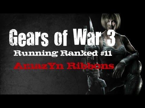 Running Ranked - AmazYn Ribbons (Gears of War 3)