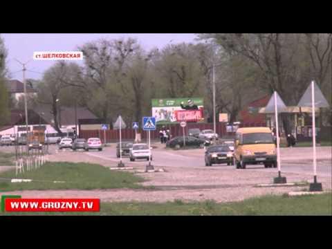 В Шелковском районе угнан автомобиль