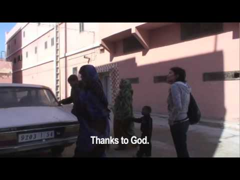 Salem Mulaha's Story, Western Sahara - Stolen