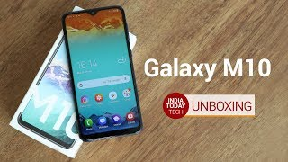 Galaxy M10 Unboxing and Quick Review: Samsung's Best Budget Phone Ever | India Today Tech