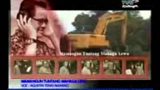 Lagu Daerah Kalimantan tengah Mamangun tuntang mahaga lewu