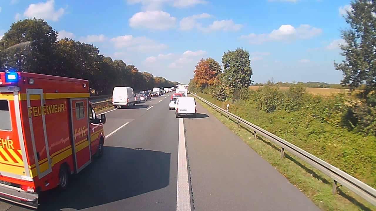 Münster Unfall