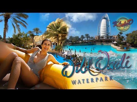 Wild Wadi Waterpark Dubai 2021/The Best Rides