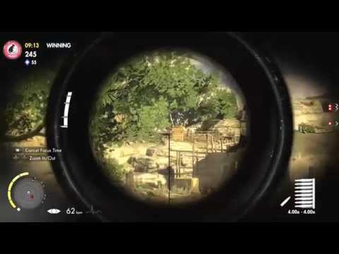 Sniper Elite 3 - Headshots