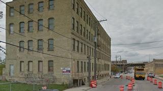 Abandoned Factory - Milwaukee, WI