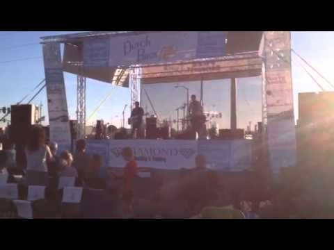 Matt Fuqua of The Afters sings Lift Me Up