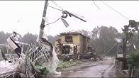 Typhoon Hagibis lashes Japan