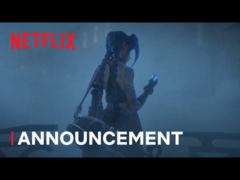 Arcane | Official Announcement | Netflix