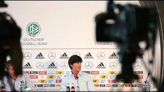 LIVE aus Südtirol: Pressekonferenz mit Bundestrainer Joachim Löw