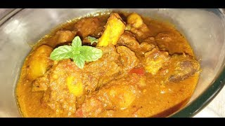 Dhaba style Mutton Curry | Indian Mutton Curry Recipe By Anita Baraily | North India Style