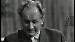 Вильгельм Кэмпф. Wilhelm Kempff. 1961-1970