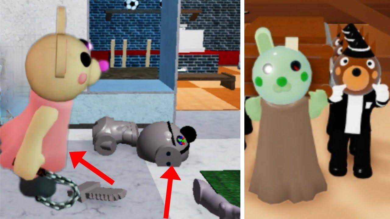 Piggy Roblox Coffin Dance Meme Compilation  Part 39