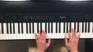 Cómo tocar Despair Naruto OST Tutorial para piano y partitura