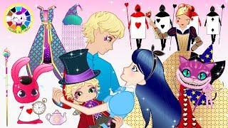 DIY fairy tales, Fashion for Wonderland - Family Cartoons & Crafts