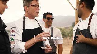 Rick Bayless at Valle Food and Wine Fest