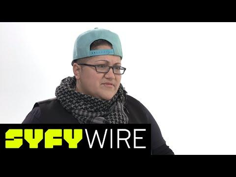 video:Interview: Marvel's America Chavez Writer Gabby Rivera | SYFY WIRE