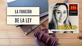 Estudios Bíblicos - Levítico 5: La Función de la Ley