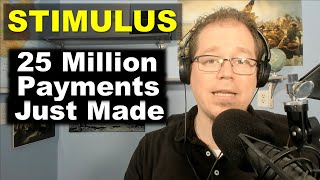 Millions of STIMULUS Payments JUST SENT - VETERANS - What if you still did not get one?