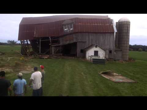 Ajai's Barn Dismantling!!!
