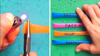 EFFECTIVE PACKING HACKS  5-Minute Recipes To Fold Everything!