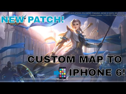 ios-mobile-legends-update-is-now-available!-custom-map-theme-to-iphone-6!-mobile-legends:-bang-bang!